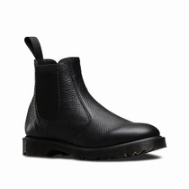 Dr Martens 2976 Inuck - Férfi Chelsea Csizma Fekete (ZTBERSNG)
